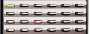 NEC DSX Programmable Feature Keys