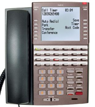 NEC DSX Super Display Phone