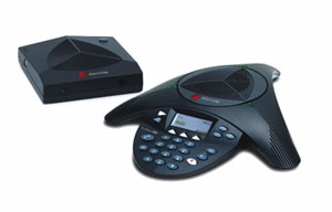 Polycom Wireless Soundstation Conference Phone  $673.00