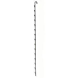 Hanging Chip Rack With 15 Clips 3 Pack Es H115