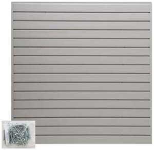 Plastic Slatwall Panels